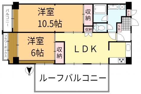 竹ノ塚駅徒歩10分 1090万円