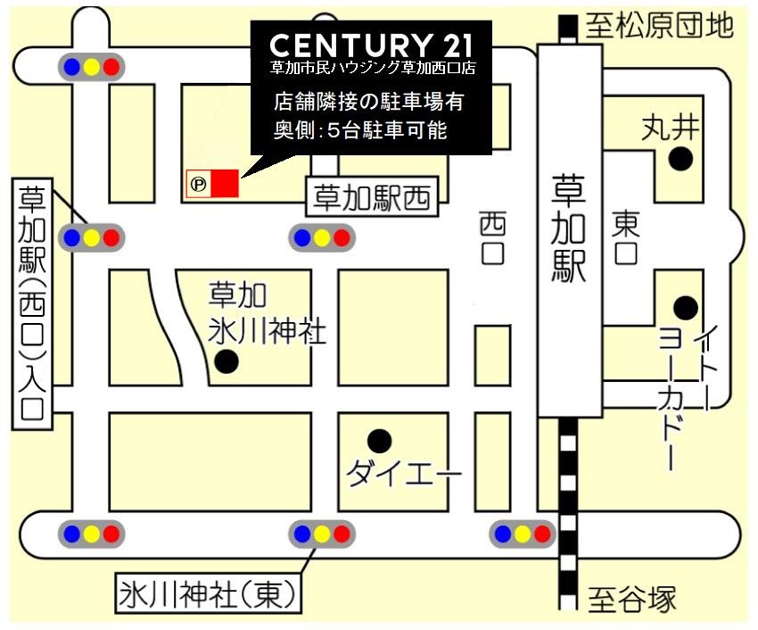 駐車場 図