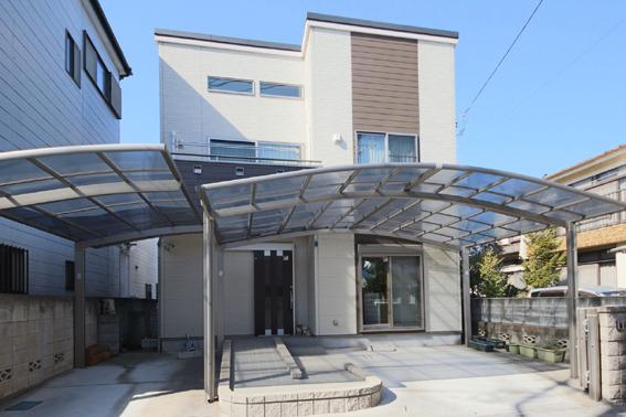 【草加市花栗1丁目 中古一戸建て】在宅介護可能な二世帯住宅